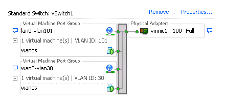 Example Vswitch